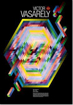 Victor Vasarely color