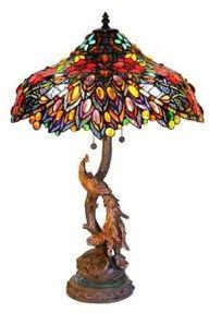 tiffany lamps -