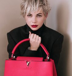 Michelle Williams for Louis Vuitton - fall/winter 2013.