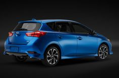 New Review 2016 Scion iM Hatcback Release Rear Side View Model