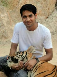 Tiger n the lover