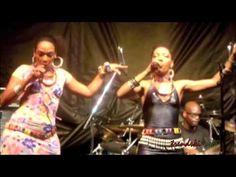 Makeda...Les Nubians