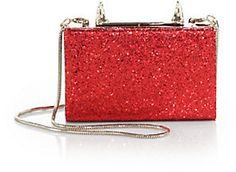 Kate Spade New York Ravi Glitter Convertible Clutch