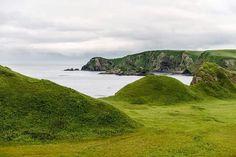 Isole Shikotan Russia