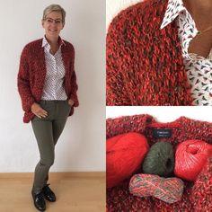 Klaar voor de herfstReady for Fall #yoginiknit #handmadebymin #knittingsisthenewyoga #chunkyknit #knittersofinstagram #knitfulness #knittingaddict #breienisleuk #breien #tricot