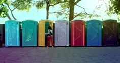 Created for Personal Fest, a music festival in Argentina, ordinary-looking toilets were 'hacked'...