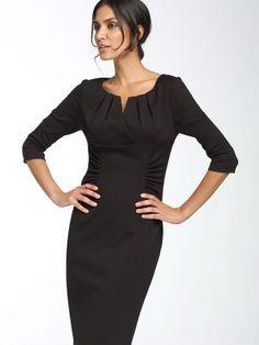 Платья в стиле Коко Шанель: фото и описание маленького черного платья, который в тренде 2014 года