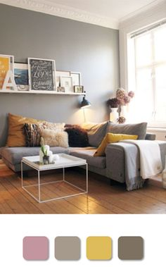 Decorating with greys