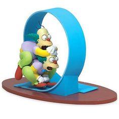 Simpsons figurines série 2 Krustylu Studios-Krusty le clown
