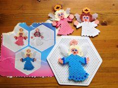 Hama Bead (Perler/melty) Angels kit