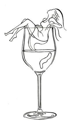 women and wine