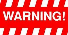 Warning Signs - - Yahoo Image Search Results