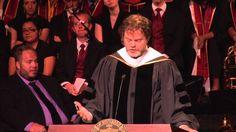Rainn Wilson USC Baccalaureate Speech 2014