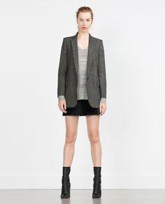 Image 1 of V-NECK SWEATER from Zara