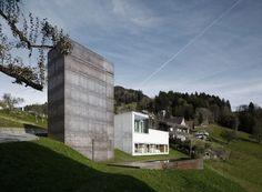 La torre de la doncella by Marte Marte (Austria) #architecture