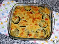 Empanadas, Sin Gluten, Flan, Deli, Easy Dinner Recipes, Tapas, Zucchini, Salmon, Cooking Recipes