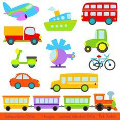 Transportation (svg file)