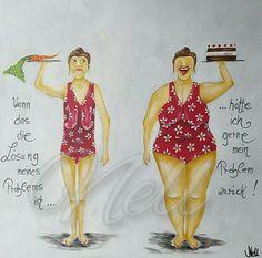 Wenn das die Lösung meines Problems ist, hätte ich gerne mein Problem zurück!  ~ Bilder von NELL (Cornelia Elbers).. http://de.dawanda.com/shop/bildervonnell.. https://www.facebook.com/Bilder.von.NELL/