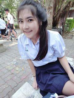 School thai girl SCHOOL CORPORAL