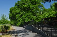 Yadkin River Greenway  Wilkesboro, North Carolina