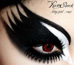 Reminds me of Black Swan