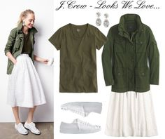 All Things Simplified: J.Crew Looks We Love... Shop It: The Real Deal or The Real Steal