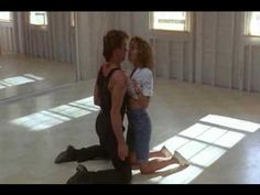 [][][] LOVER BOY SCENE - DIRTY DANCING-another fav...OK can you tell how old I am