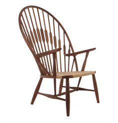Replica Hans Wegner Peacock Chair PP550  main image