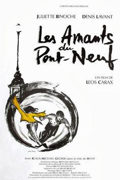 Os Amantes de Pont Neuf (1991) - Direção: Leos Carax