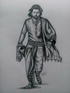 Cool Art Drawings, Animal Drawings, Drawing Sketches, Pencil Drawings, Sketching, Prabhas Pics, Pictures, Resume Pdf, Radha Krishna Wallpaper