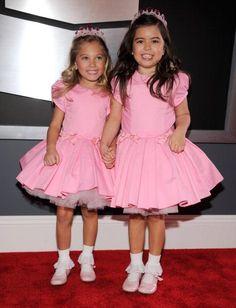 my girls! sophia-grace rosie!