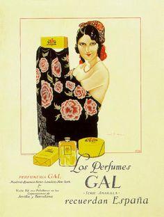 Recuerda conmigo: Publicidad 3. 34 carteles #mujeres #perfume