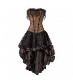 Belldandy.fr: corsets gothique, victorien, retro pin-up, lolita, punk, Jupe, robe, veste, legging, corset