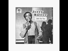 """Jerry Butler & The Impressions--""""A Long Time Ago"""""""