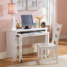 Lea Industries 012 - Haley Desk and Chair Set