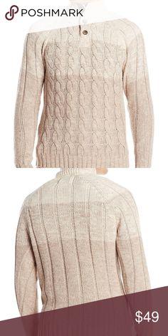 🎉FINAL🎉ORIGINAL WEATHERPROOF VINTAGE SWEATER LRG Like new. Large Original WEATHERPROOF vintage sweater. RETAILS at $90 Weatherproof Sweaters