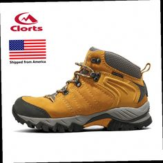 49.13$  Watch now - http://alicsy.worldwells.pw/go.php?t=32756999595 - Shipped From USA Clorts Hiking Boots Women Cow Suede Waterproof Outdoor Trail Sport Shoes Women Hiking Shoes HKM-822 49.13$