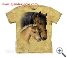 Horses Spirited Beautiful Wild Brown Horse Gentle Touch Mountain Peace Yellow Animal Cotton T-Shirt Yellow Animals, Two Horses, Horse Shirt, Brown Horse, Plus Size T Shirts, Cute Tshirts, Funny Shirts, Tee Shirts, Pretty Horses