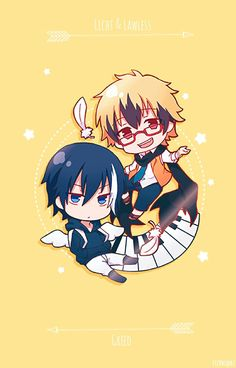 Wallpaper servamp