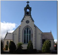 Church of St. Peter and St. Paul, Bessbrook, Co. Armagh, Northern Ireland, Built 1874