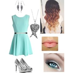 A fashion look from September 2015 by katy-nes-cata featuring Chicwish, Journee Collection, Bling Jewelry and City Chic