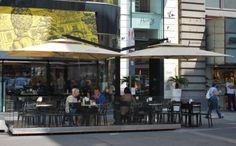 Solero Sonnenschirme Gastroschirme. Maßanfertigung Do & Co Wien Outdoor Decor, Home Decor, Fine Dining, Lawn And Garden, Decoration Home, Room Decor, Home Interior Design, Home Decoration, Interior Design