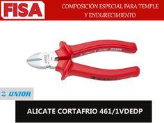 ALICATE CORTAFRIO 461/1VDEDP Composicion para endurecimiento -FERRETERIA INDUSTRIAL -FISA S.A.S Carrera 25 # 17 - 64 Teléfono: 201 05 55 www.fisa.com.co/ Twitter:@FISA_Colombia Facebook: Ferreteria Industrial FISA Colombia
