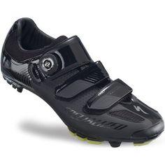 Bild von Specialized Pro XC MTB-Schuh - Black/Hyper Green