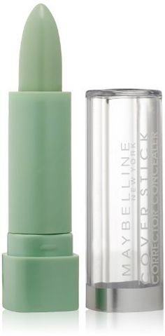 Maybelline New York Cover Stick Concealer, Green 195, 0.16 Ounce - Click link for product details :)