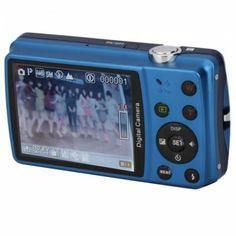 Digital ZoomCamera Blue