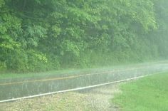 Okitipupa Town In Ondo State Records First Rain of the Year - https://www.okay.ng/189877    #Okitipupa #Rain - #News
