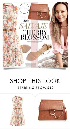 """Spring Teaser"" by violet-peach ❤ liked on Polyvore featuring Chloé and Chanel"