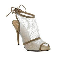 EASOS Women's GEAL EAH-65121 Ankle Cut-out High Heels $40