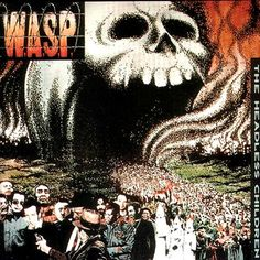WASP / THE HEADLESS CHILDREN